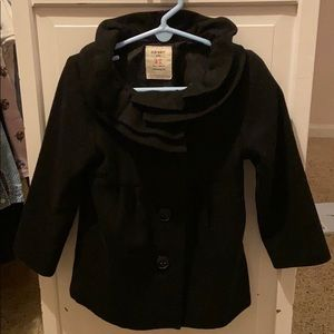 Toddler Wool coat